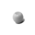 IMPORT TOGGLE BALL - White (30mm)