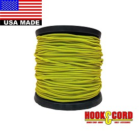 "5mm (3/16"") BULK COLORED BUNGEE CORD BY THE ROLL (300')"
