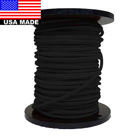 "8mm (5/16"") BULK COLORED BUNGEE CORD BY THE ROLL (300')"