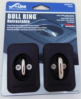 BULL RING RETRACTABLE ANCHOR