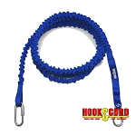 BOAT LINES & DOCK TIES - Boat Anchor Line Bungee Cord 10' Line, Stretches to 20', Heavy Duty Anchor Line