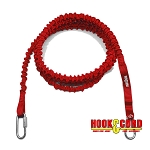 BOAT LINES & DOCK TIES - Boat Anchor Line Bungee Cord 15' Line, Stretches to 25', Heavy Duty Anchor Line