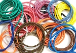100' REMNANT STRANDED or SOLID CORE BUNGEE CORD (MISC. LENGTHS NOW OVER 2' FOR 1/8