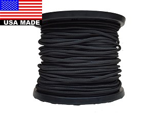 "6mm (1/4"") NYLON BULK COLORED BUNGEE CORD BY THE ROLL (300') - MAY NOT BE CONTINUOUS"