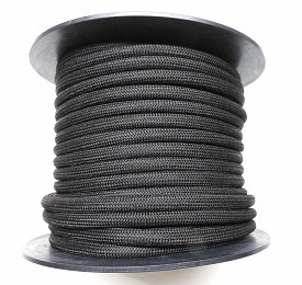 "3/8"" Marine Grade Polypropylene Bungee Cord with Ribbed Outer Jacket - 100' Roll"
