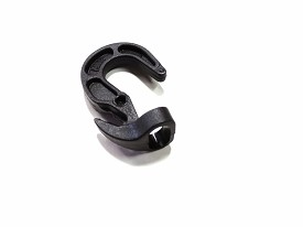 9mm Plastic Bungee Hook